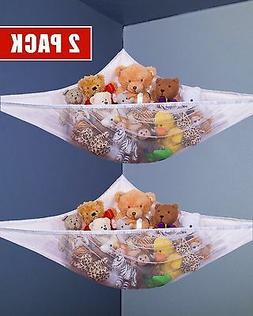 Jumbo Toy Hammock for Stuffed Animals & Toys - 2 PACK - Expa