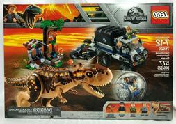 Lego Jurassic World 75929 Carnotaurus Gyrosphere Escape -NEW
