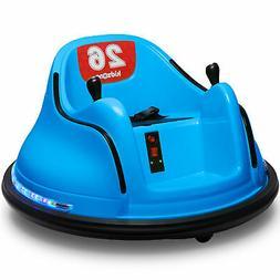 Kids  ASTM-certified Electric 6V Ride On Bumper Car W/ Remot