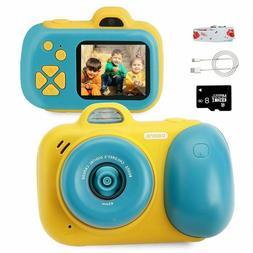 Kids Camera Toys Baby Cool Digital Photo Camera Children Edu