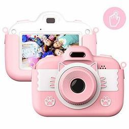 Themoemoe Kids Camera Toys for 3-12 Year Old Girls, Children
