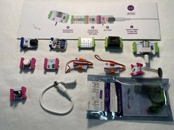Little Bits Kids' Electronics Learning Kit 10 Bit Module Mod