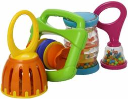 Kids Muscial Toys MS9000 Baby Band Colors of Product May Var