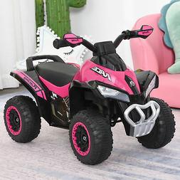 Kids Ride on Toy 4 Wheel Motorcycle Car for 18-36 Months Pin