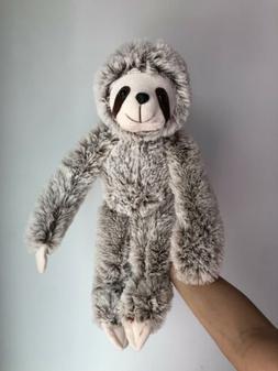 Kids Stuffed Animal Sloth Plush Toys Gift Baby Cuddle Stuffe