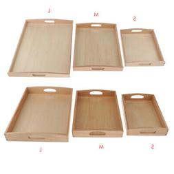 Kids Toys Montessori Materials Wooden Toys Tray Early Educat