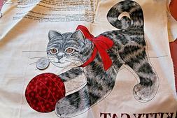kitty cat stuffed toy to make 100