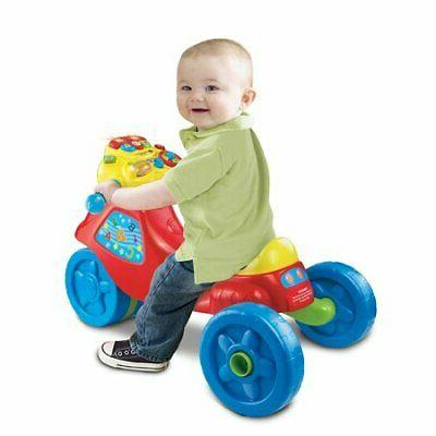 2 in 1 learn and zoom motorbike