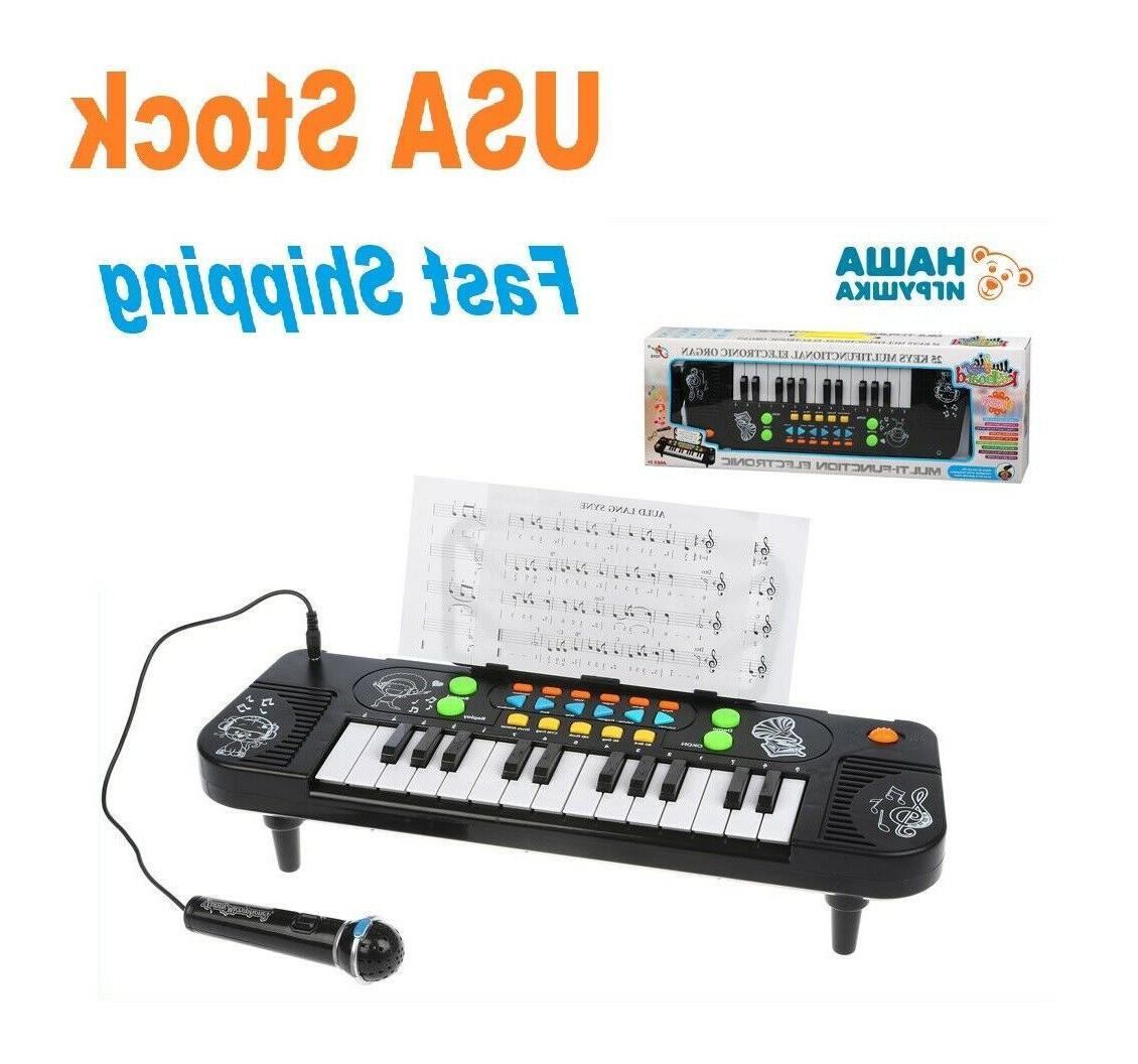 25 keys electronic organ kids piano toy