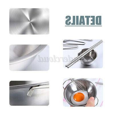 25Pcs Play Kitchen Toy Set Cookware Pot Pan