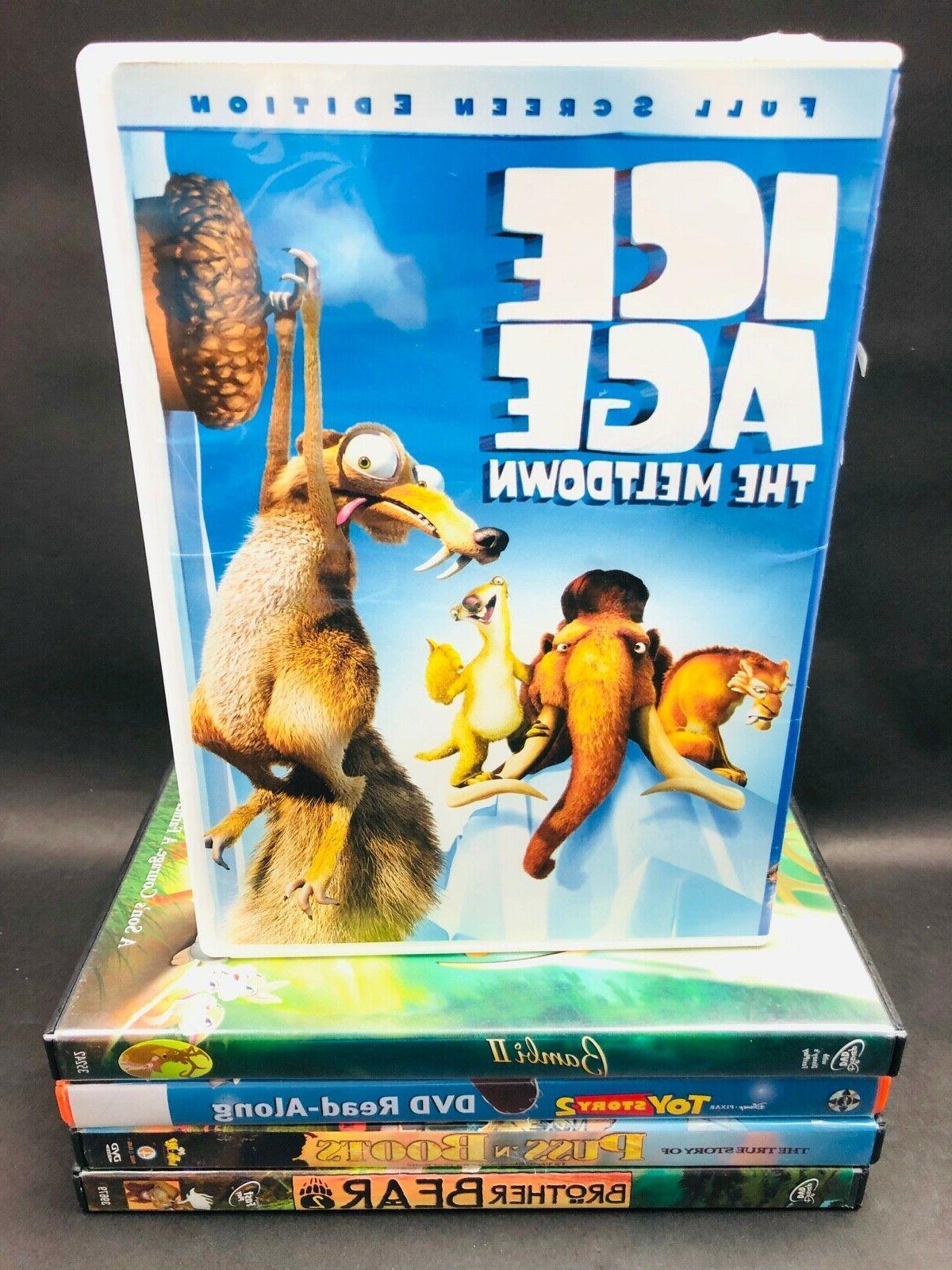 5 pixar bambi 2 brother bear toy