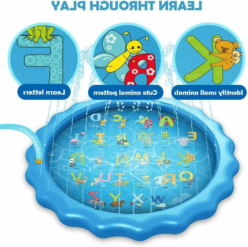 "68"" Splash Pad for Pool Childrens"