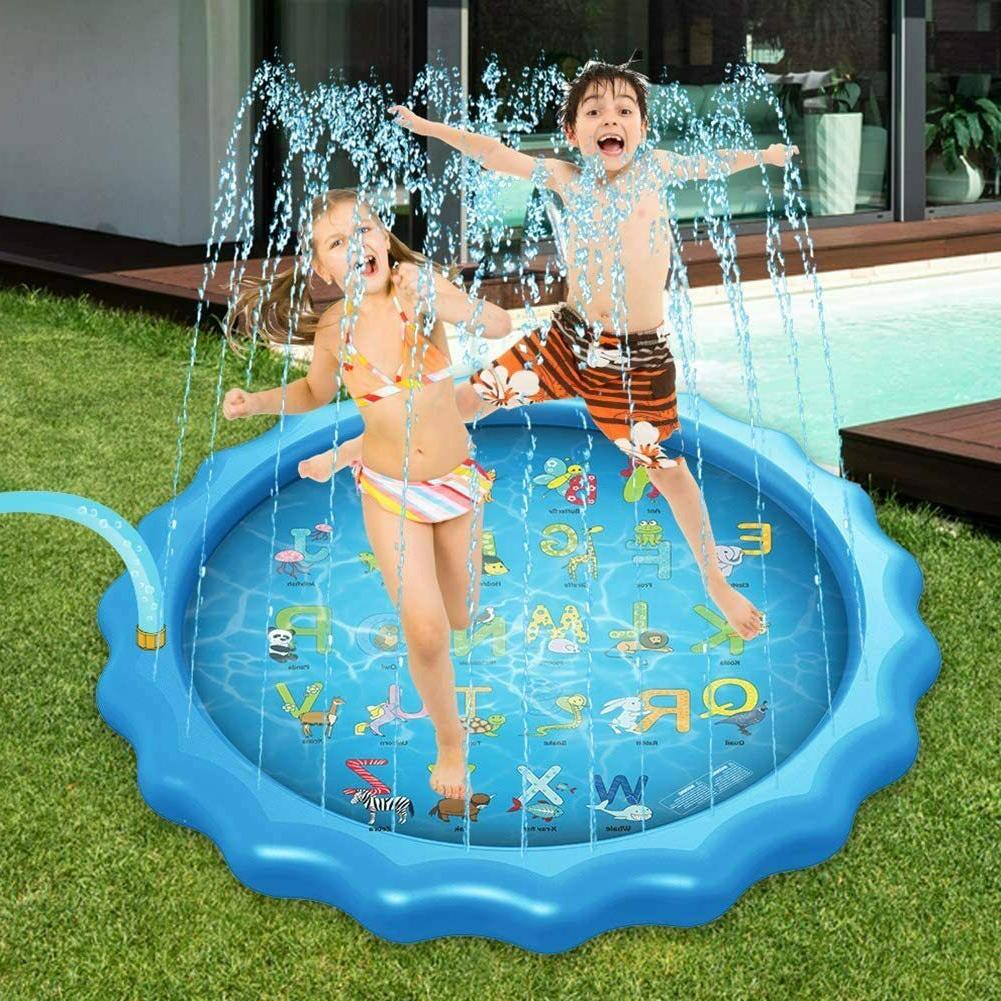 """68"""" Pad for Kids and Pool Outdoor Toys"""