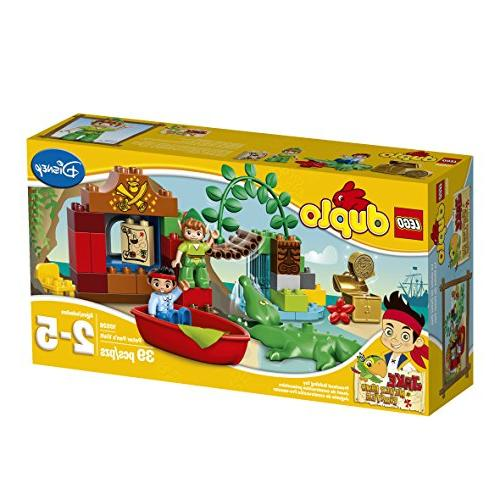 LEGO DUPLO Jake Peter Pan's Visit Building Set 10526