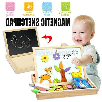 Animal Magnetic Kids Play & Education Board