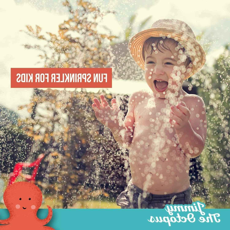 Atlasonix Outdoor Sprinkler Spray for Kids