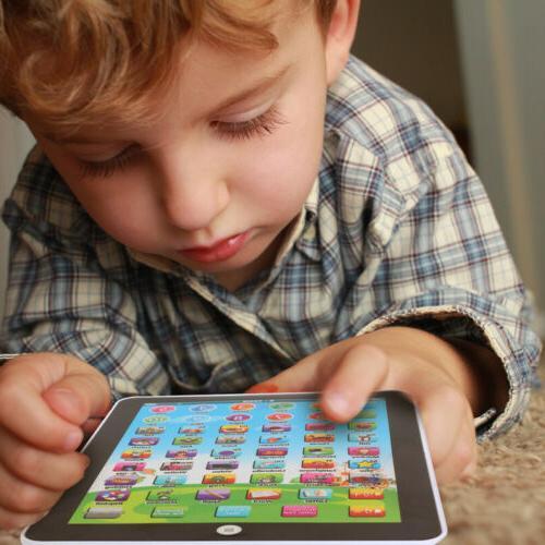 For Kids Children Baby IPAD Digital Toys