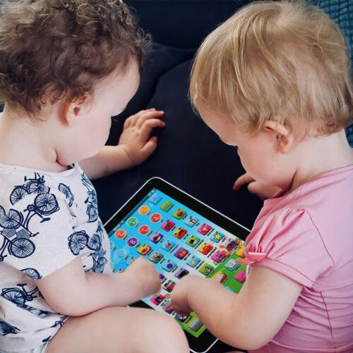 For Kids Tablet Baby Earlly Digital Learning Toys
