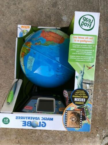 brand new magic adventures globe fast delivery