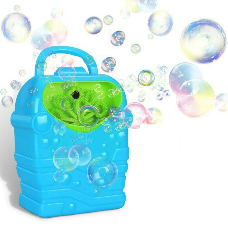 Bubble Toy Kids Soap Summer Automatic