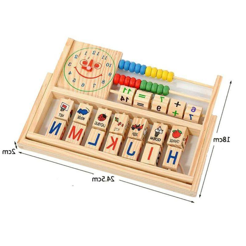 Kids Baby Early Education Math Developmental