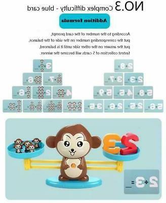 Children Kids Monkey Balance Cool