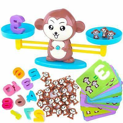 Children Monkey Cool Educational Shipment