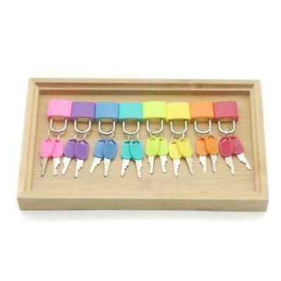 Colorful Montessori Locks Keys Set Early Education