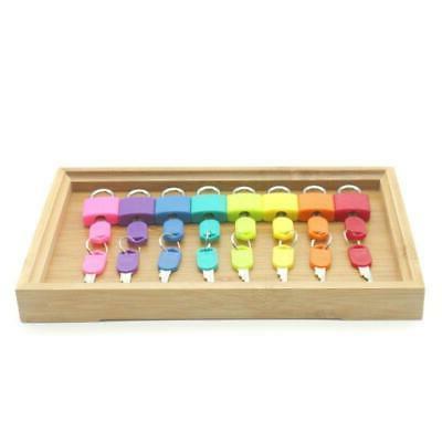 Colorful Montessori Set Early Education Sensory