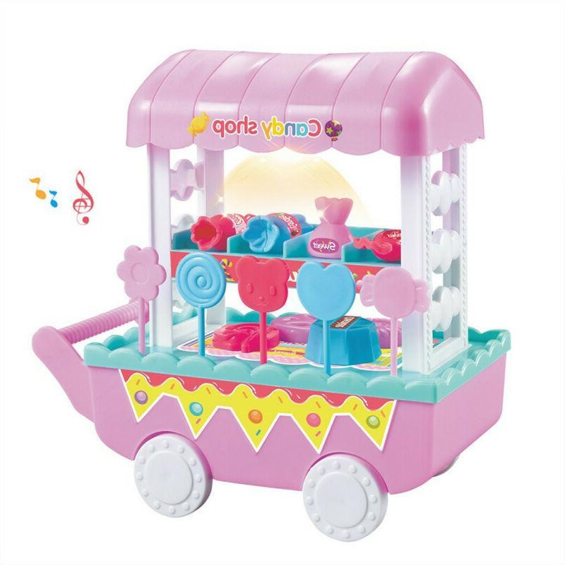 Kids Simulation Shop Toy Set Play Toys