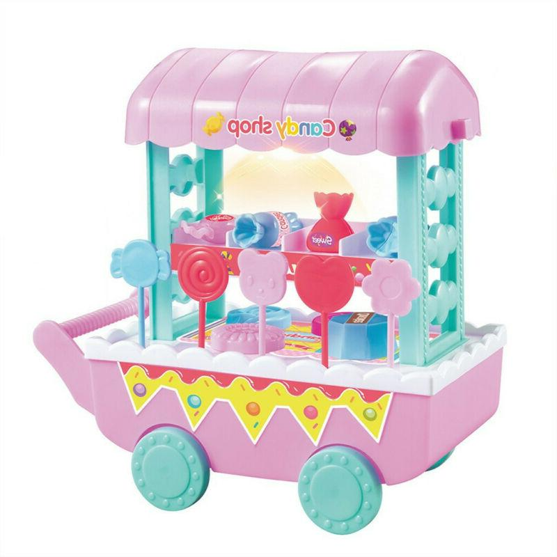 Shop Toy Set Role Play Toys Gift