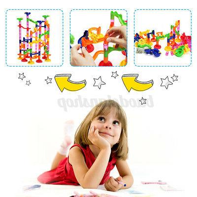 Developmental Kids Track Building Marble Gift