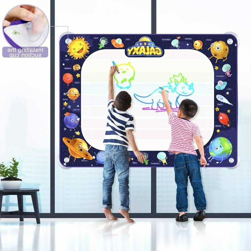 Toys for Kids Age 2 - 8 Years Old Boys Girls Water Drawing M