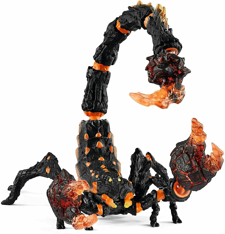 SCHLEICH Lava Imaginative Toy Ages 7-12