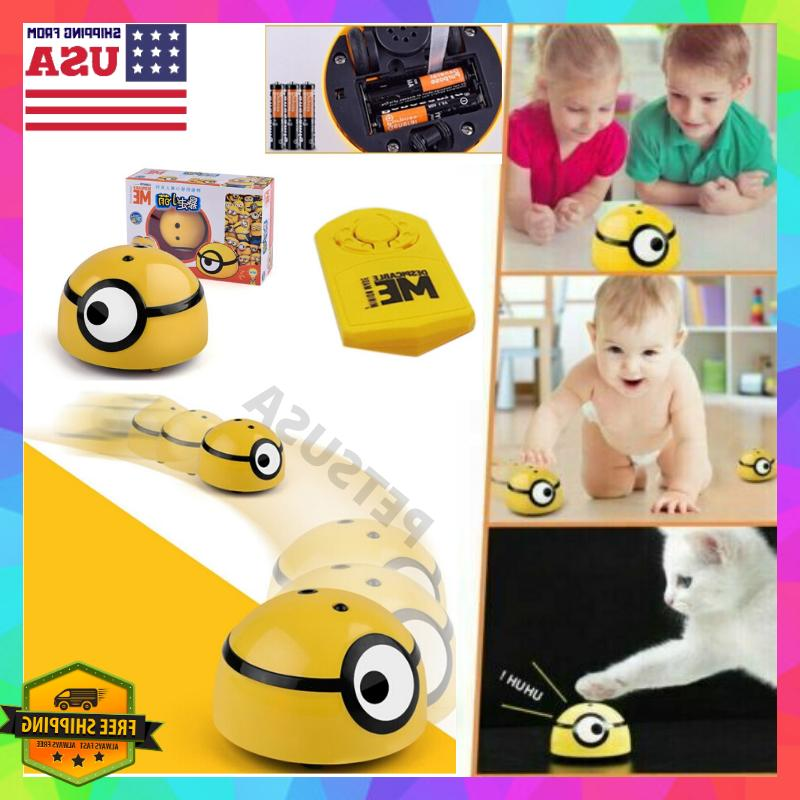 Electric Remote Control Minions Interactive Walking Toy For