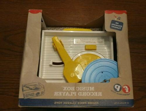 fisher price classic toys retro music box