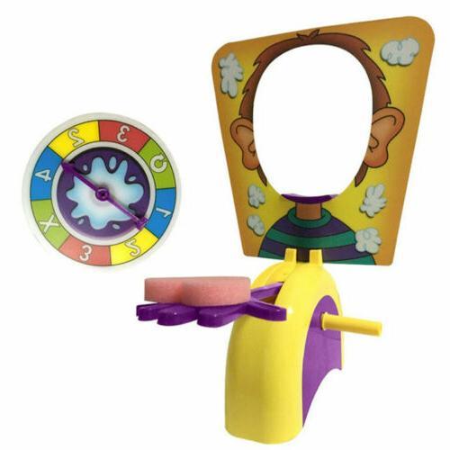 Funny Shocking Game Showdown Rocket PIE Games Kids Toy Birthday Gift
