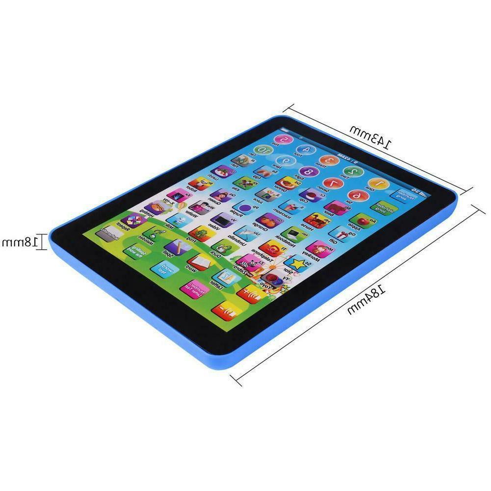 Kid Boys Tablet Learning Toys for Girls Baby Children