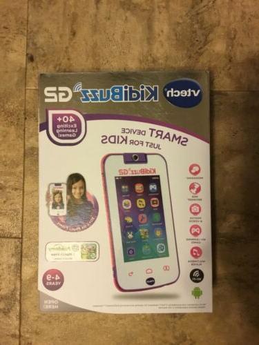 kidibuzz g2 1866 smart device for kids