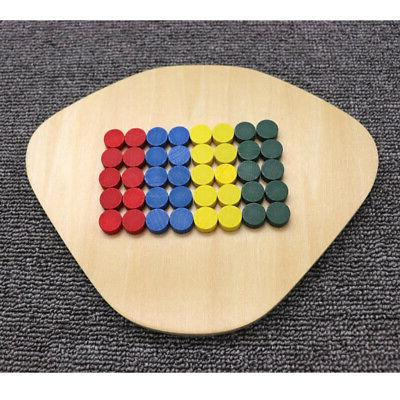MagiDeal Learning Color Educational Toys