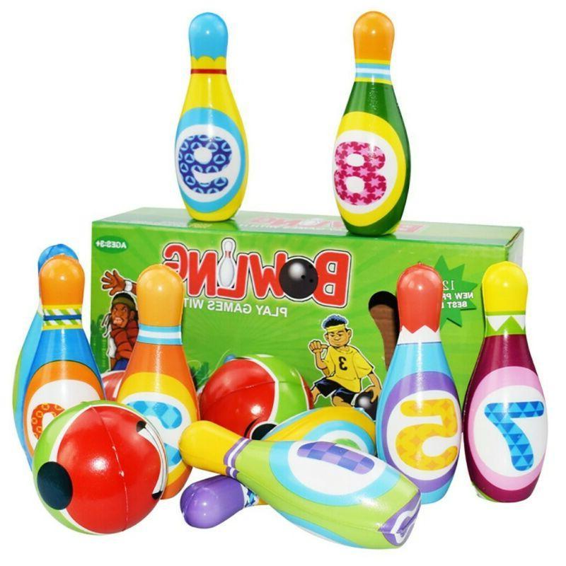 kids bowling play set gift toys