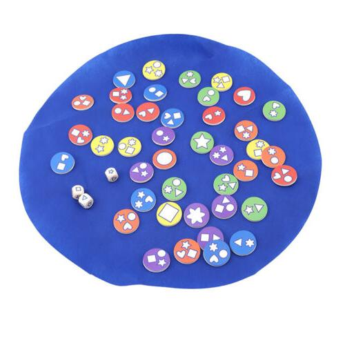 Kids Memory Toy Education Baby Products Game 6T