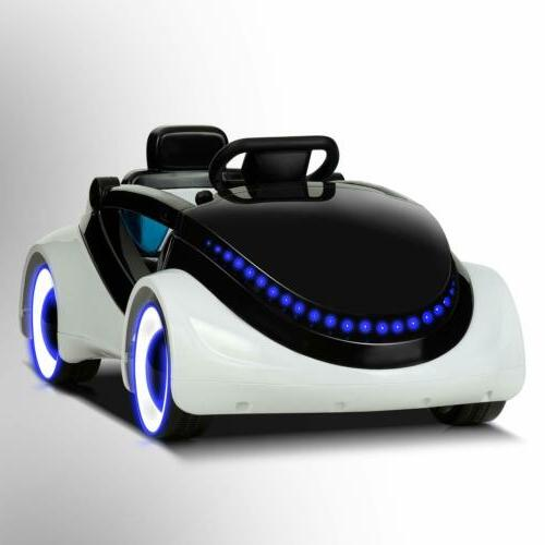 Kids Ride Cars Electric Battery with White