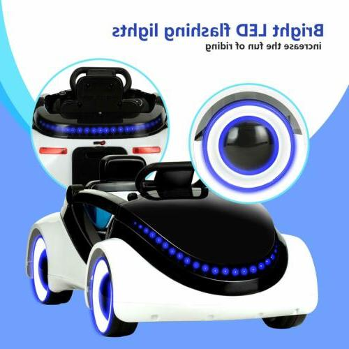 Kids Ride On Electric Battery Motorized with White