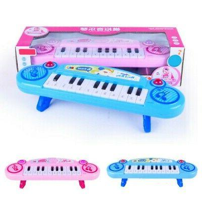 kids toddler toy electronic keyboard piano instrument