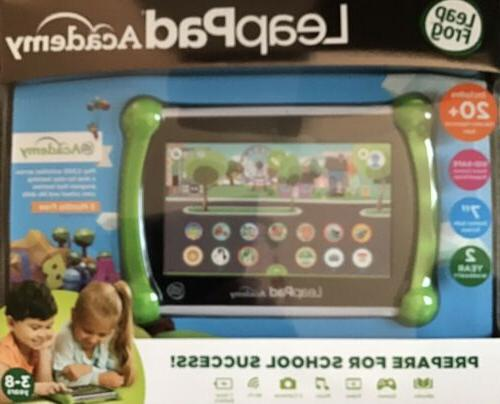 leappad academy learning tablet new