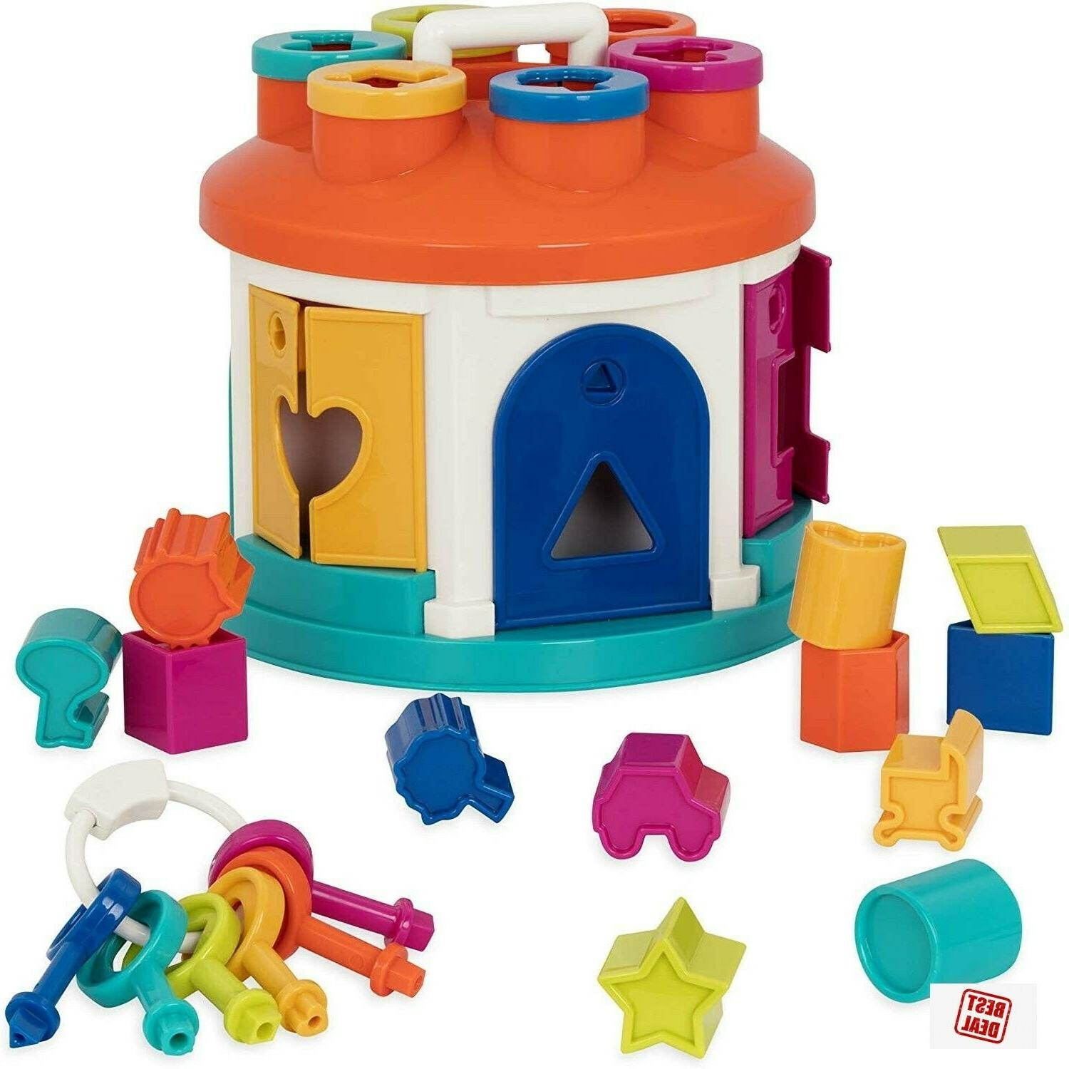 learning educational shape sorter toys for 1