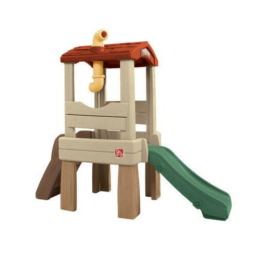 lookout treehouse climber playset