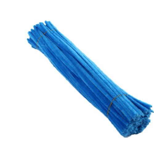 lots 100pcs chenille stems pipe twist rods
