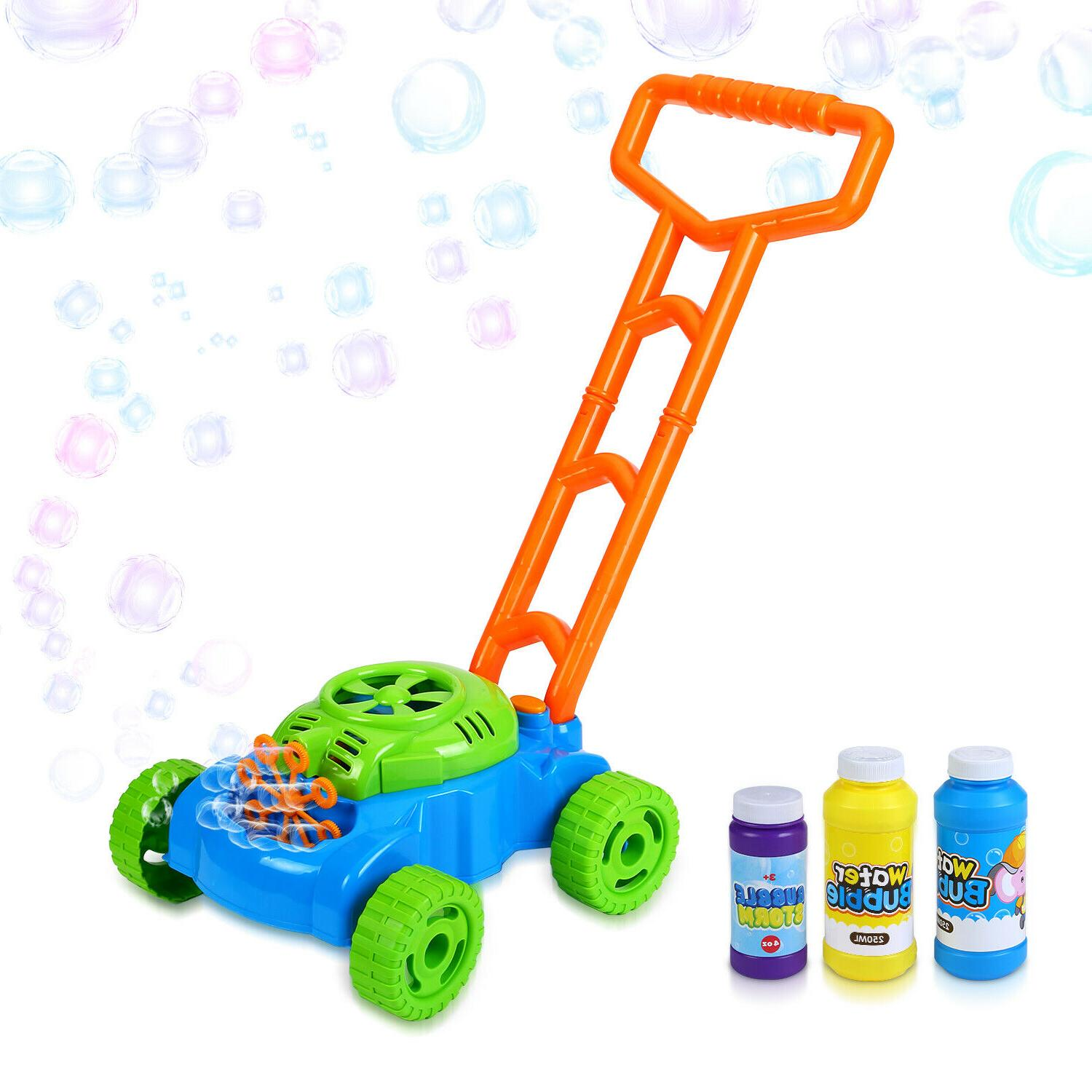 Bubble for Kids Blower Toy + 3
